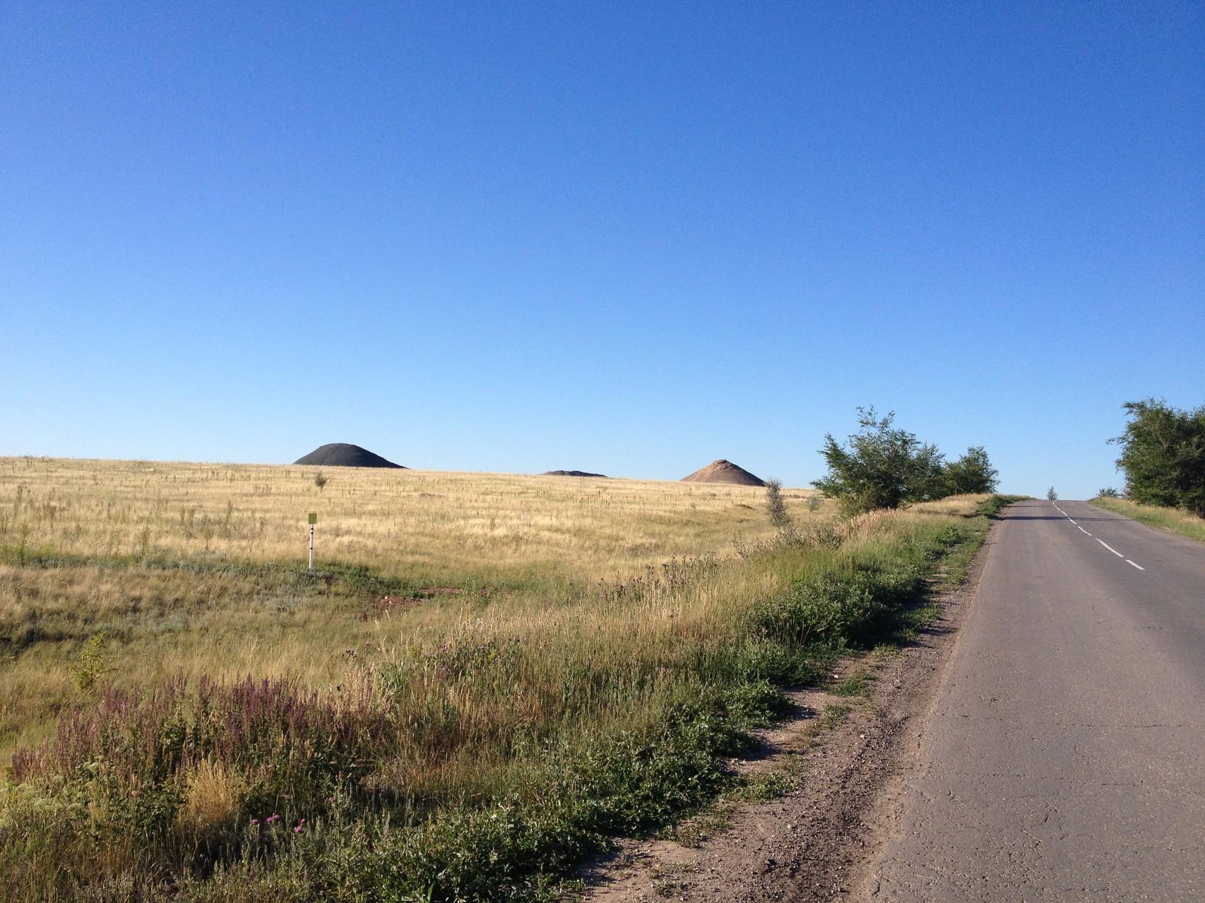 Weit und gross in Westsibirien
