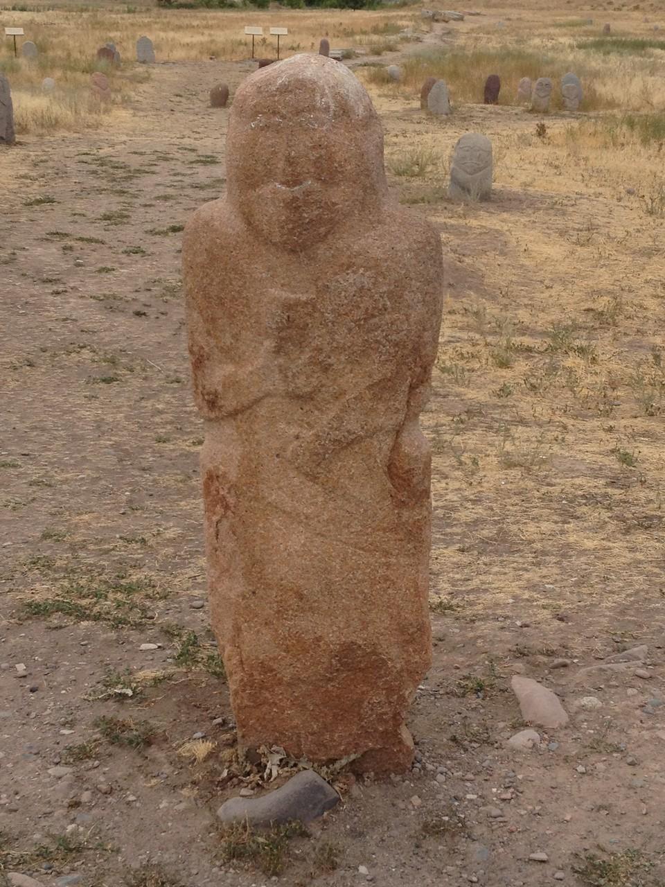 Figuren um die 1000 Jahre alt