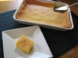 フランス南部の素朴な伝統菓子ミアス。ういろうのような食感が特徴。