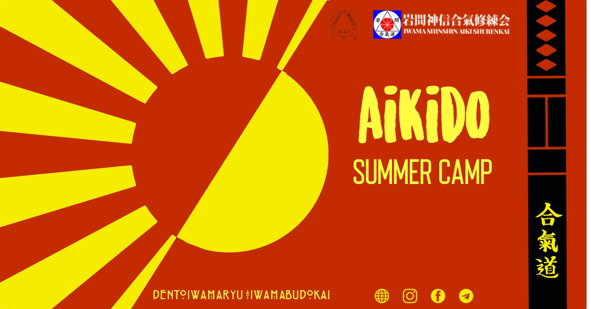 Aikido Summer Camp 2021 by IBK