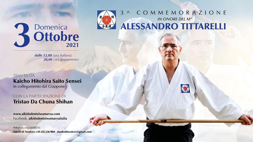 3 Memorial Alessandro Tittarelli Shihan