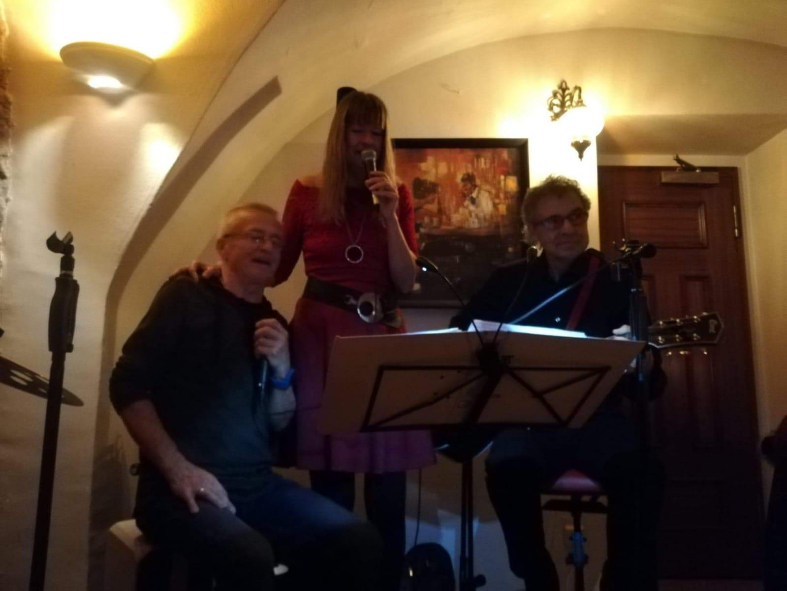 ...sing along....