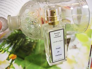 fond de parfum