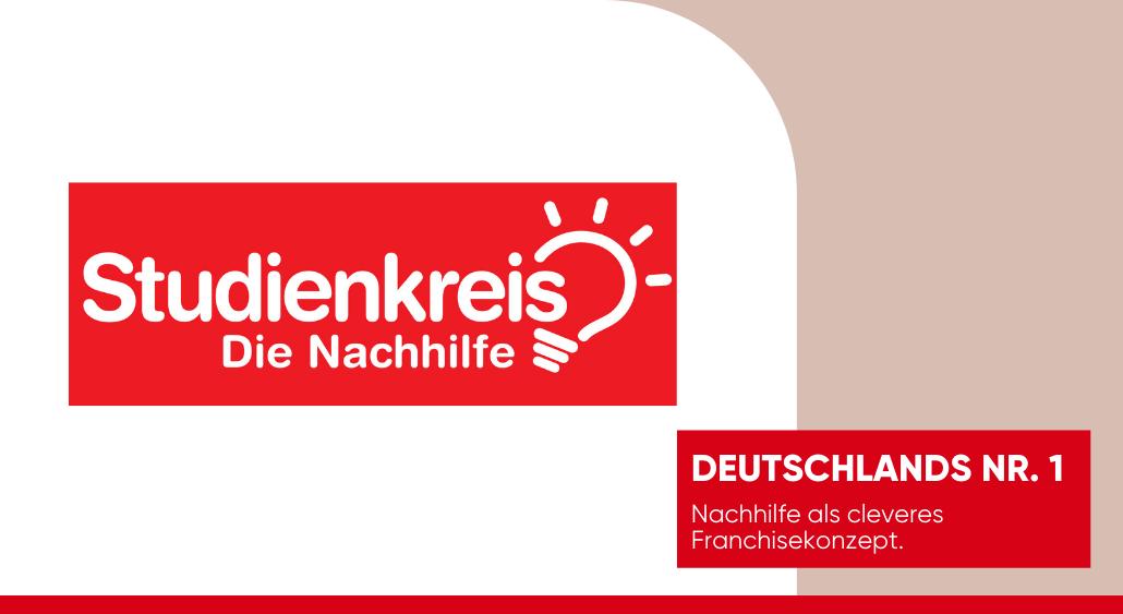 Studienkreis - Deutschlands Nr. 1