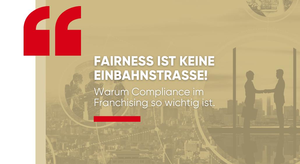 Fairness ist keine Einbahnstraße