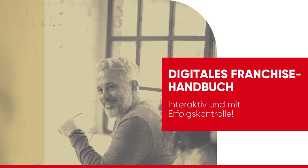 Digitales Franchisehandbuch