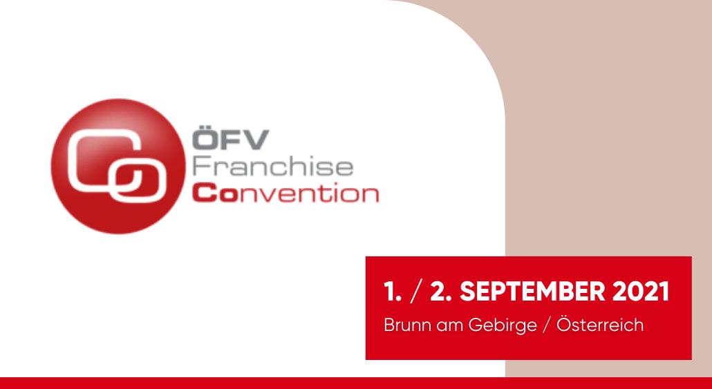 ÖFV Franchise Convention 1./2. September