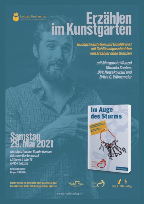 """Leipzig liest extra"" - Im Auge des Sturms"