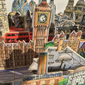 geschenk london