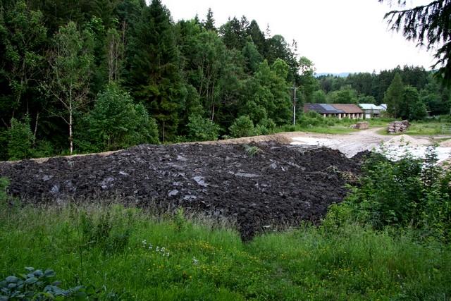Les sédiments ont été déposés aux anciennes usines Vandel
