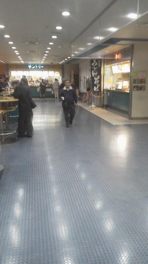 東京競馬場グルメ,メモリアルスタンド,地下1階