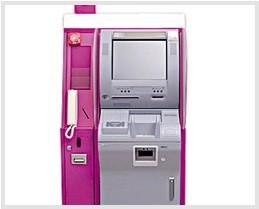 イオン銀行 ATM