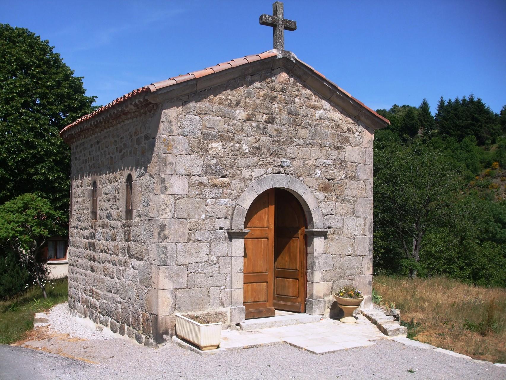Chapelle Notre Dame de la Pitié à Saint-Prix