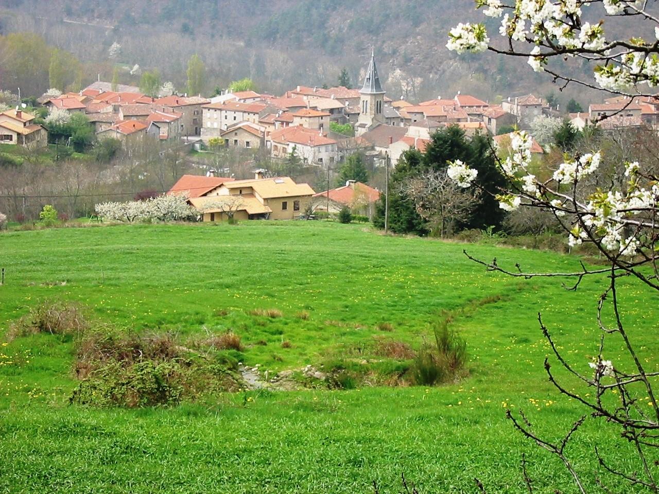Un printemps à Gilhoc-sur-Ormèze