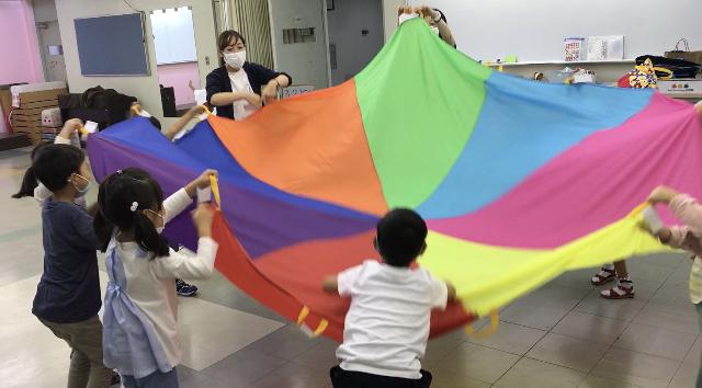 どれみLABO 幼稚園 リトミック みんなのどれみ 江東区