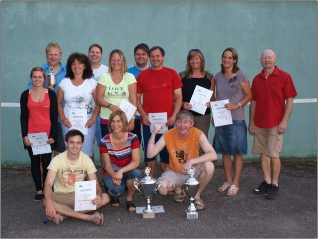 SV Weichering - Tennis - Vereinsmeisterschaft 2013