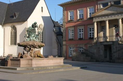 Marktplatz Detmold © Stadt Detmold
