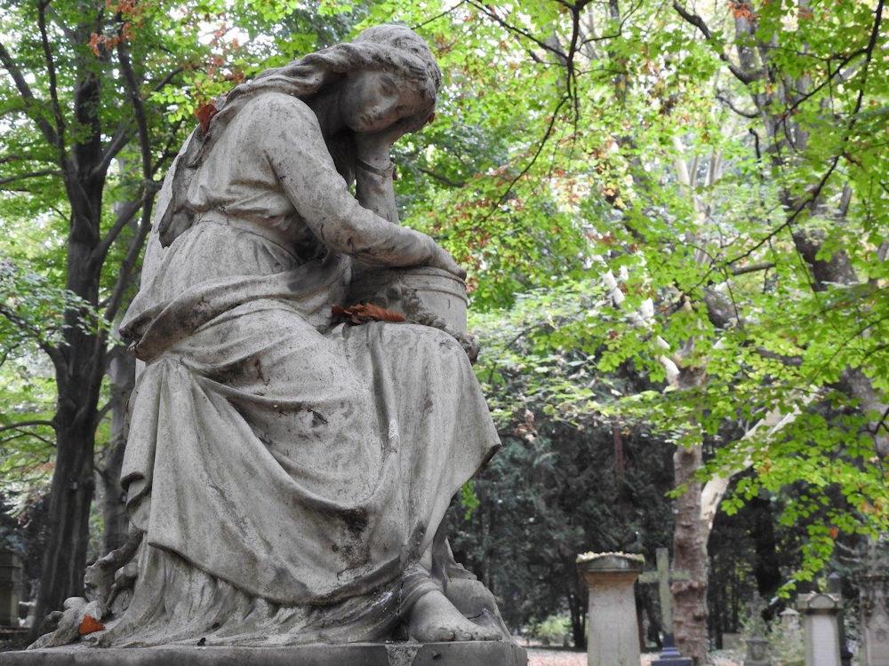 Alter Friedhof Ludwigsburg, Foto: C. Zimmermann