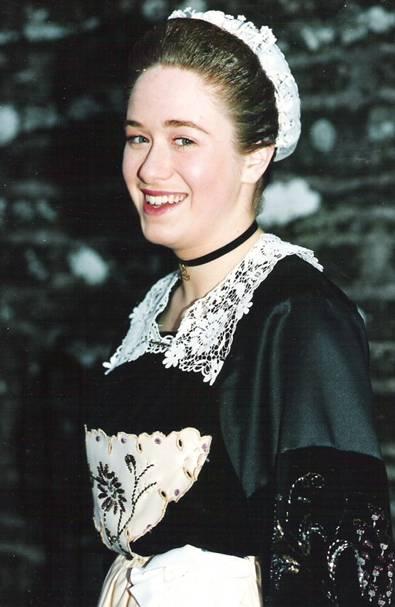 1993 - Gaëlle Emery  Reine de Cornouaille