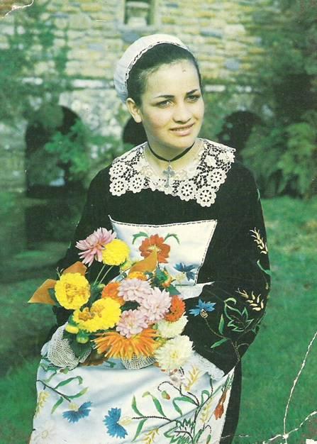 1968 - Eliane Paris Reine de Cornouaille
