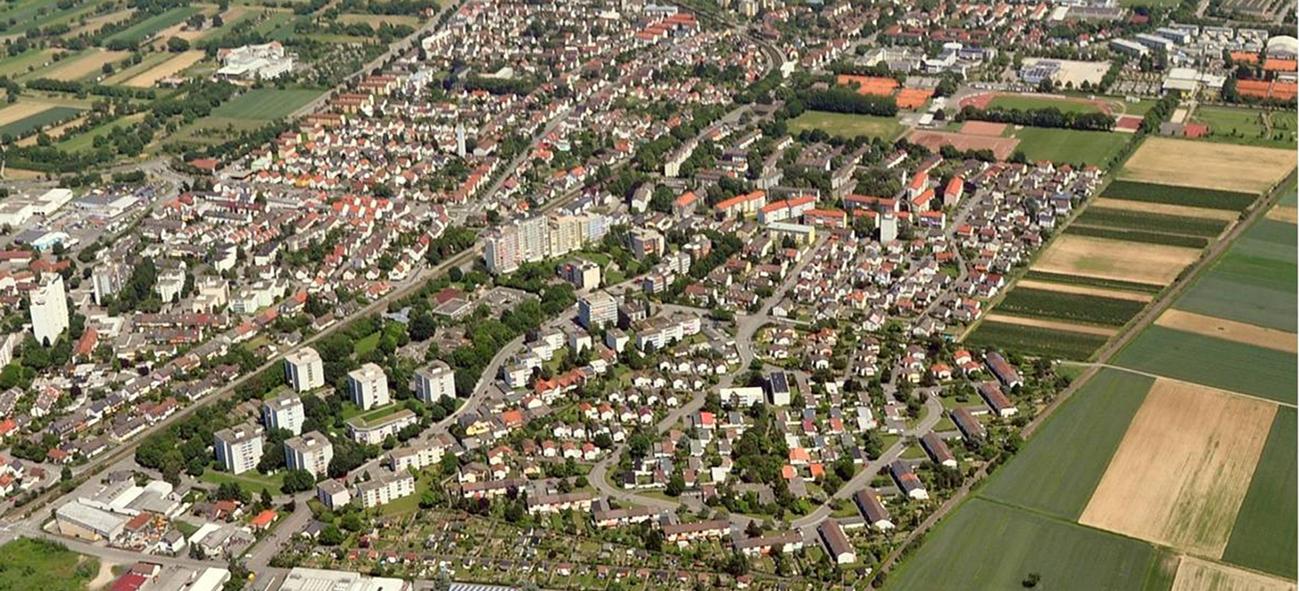 Weststadt Heute