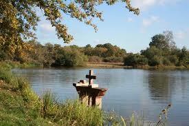 Bonde d'un étang de Sologne