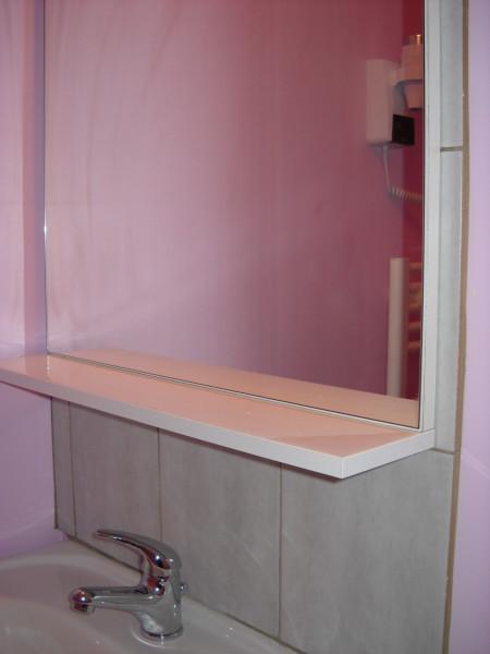 Lavabo miroir