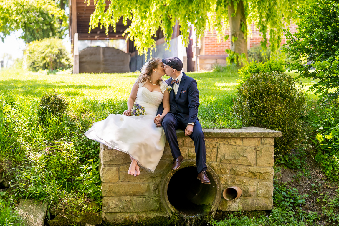 Frühlings-Hochzeit in Dülmen