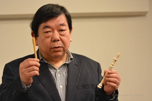 増田豊春氏