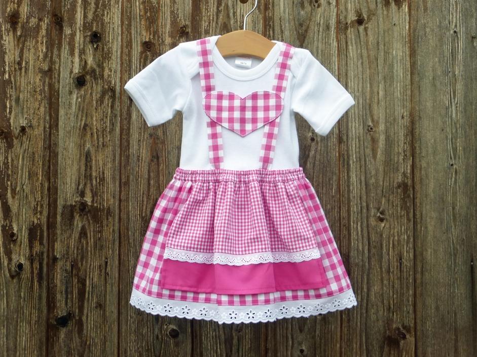Baby Dirndl Kleid Gr 56