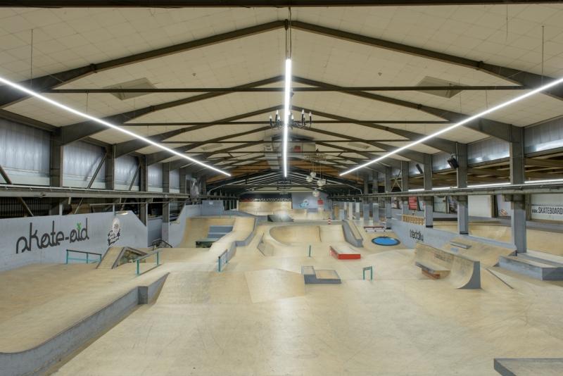 Skaterhalle
