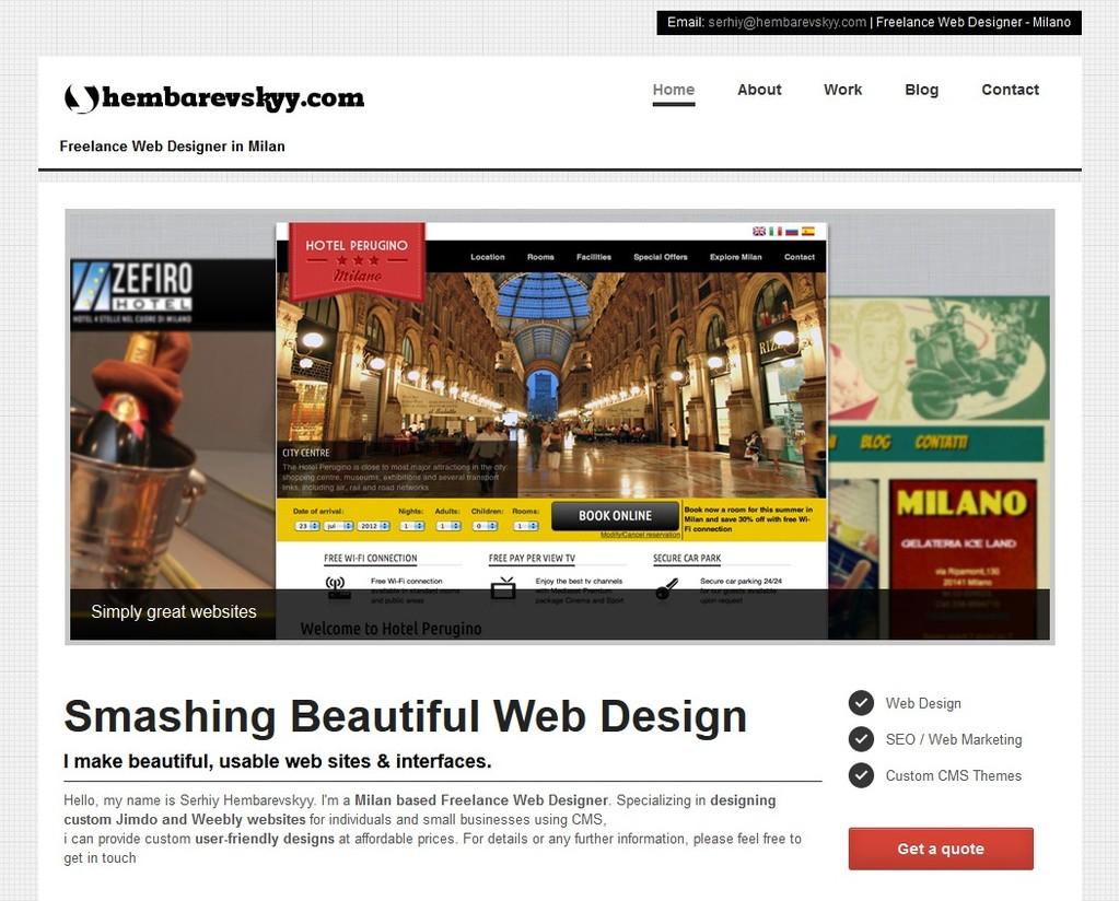 hembarevskyy.com 様のサイト クリックで移動します