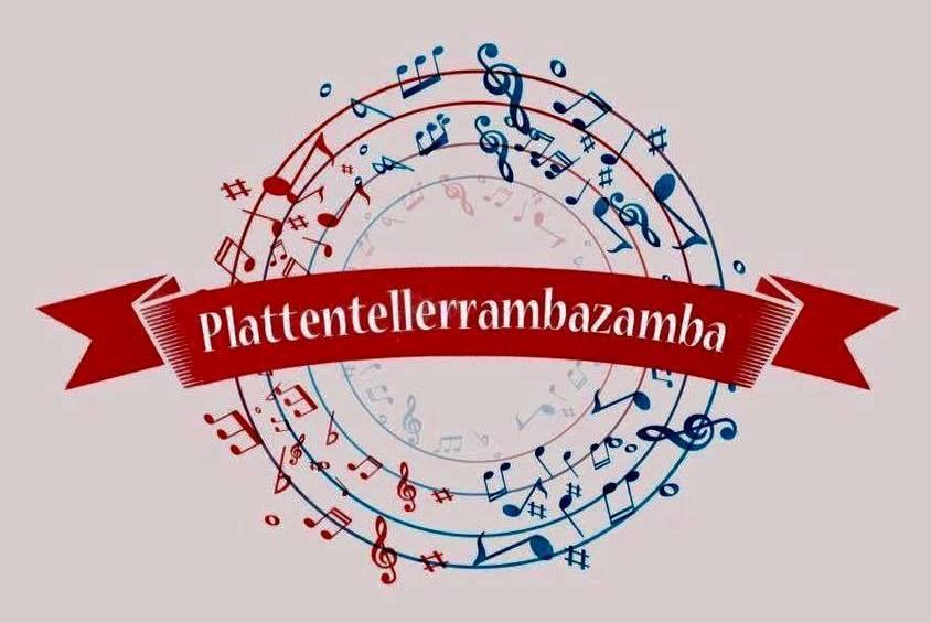 Logo Plattentellerrambazamba - offener DJ-Treff in der KulturLounge