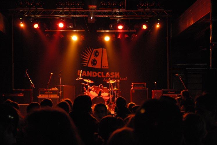 Band Clash Sachsen