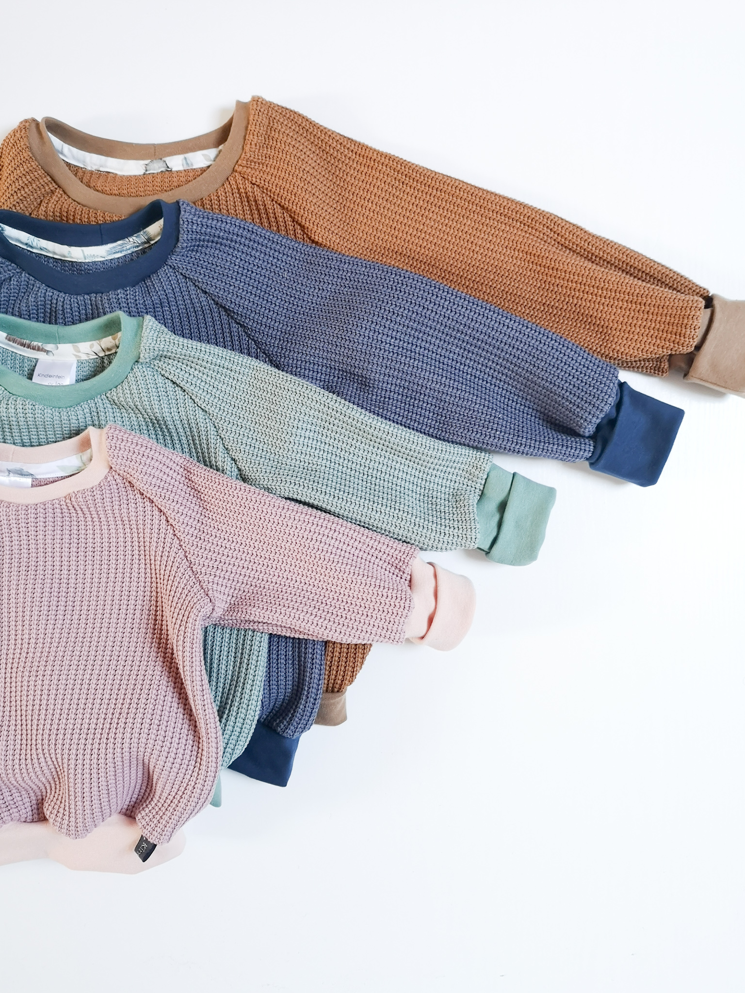 NEU: Grobstrick Sweater