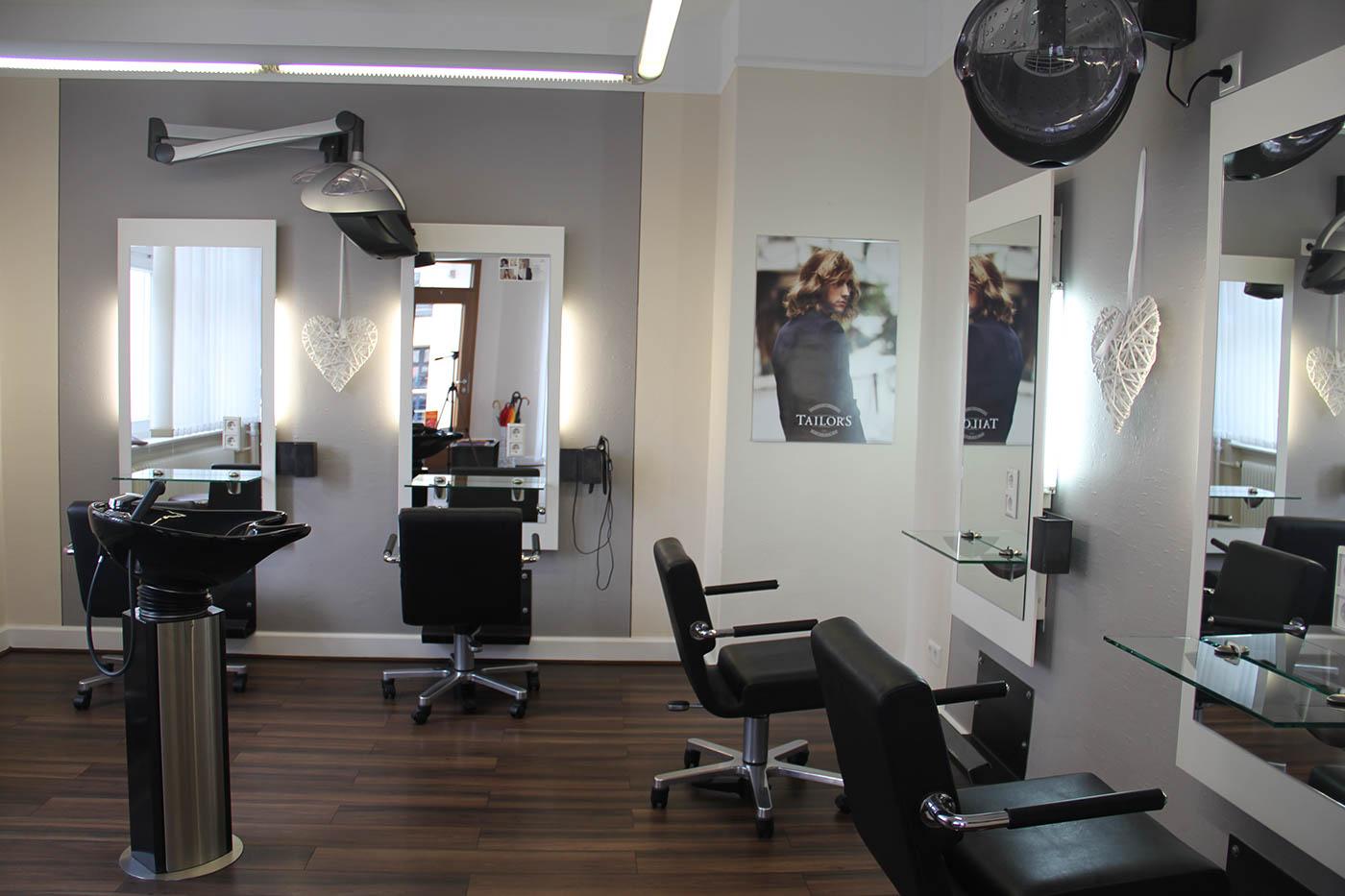 Herrensalon im Haarstudio Tanja