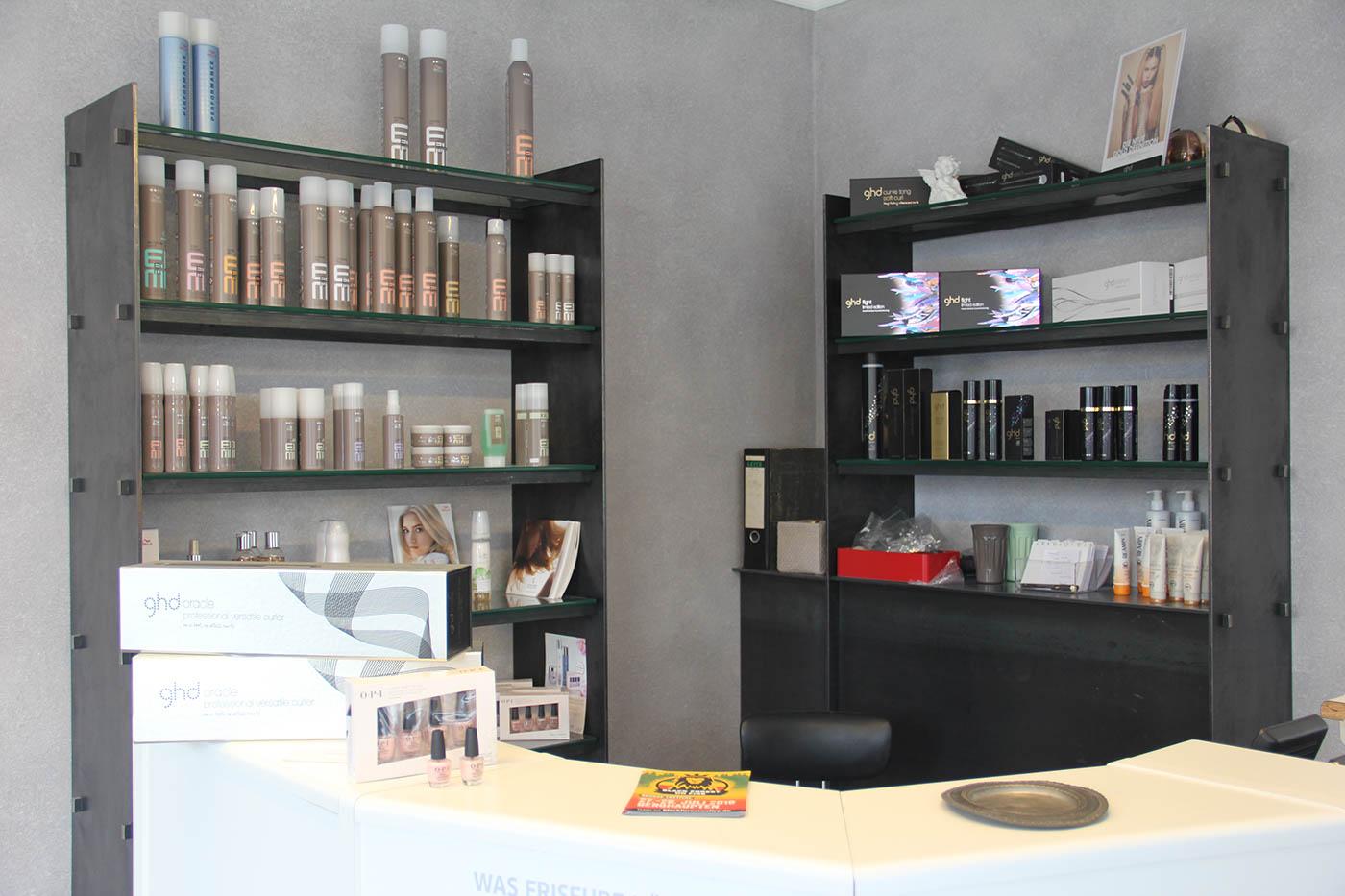 Wir begrüßen Sie im Haarstudio Tanja