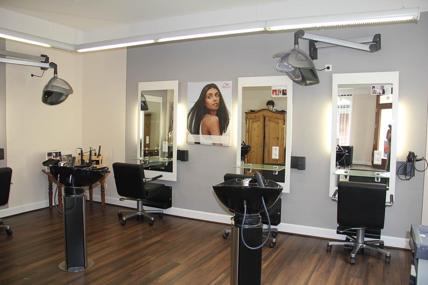 Damensalon im Haarstudio Tanja