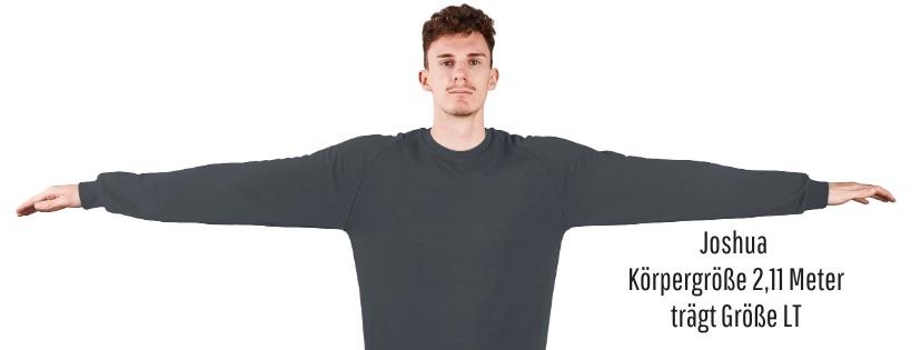 Pullover extra lange Ärmel
