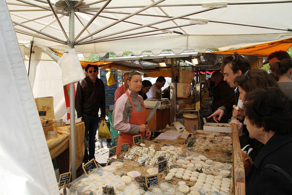 Marktimpressionen aus Arles