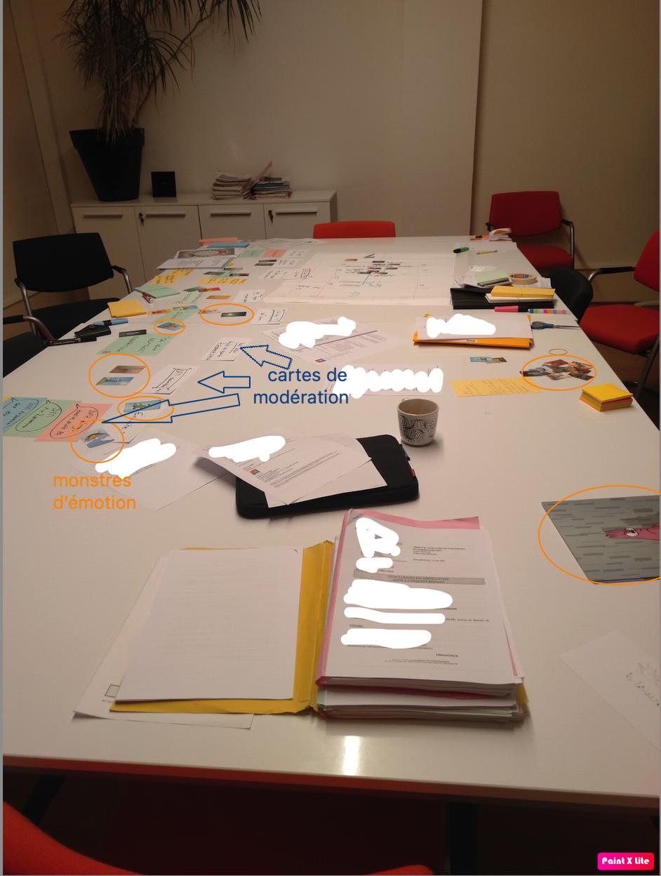 Quand j'utilise des outils créatifs issus de la médiation en plaidoirie :)