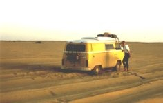 Zwischen In Guezzam, Algerien und Assamaka, Niger
