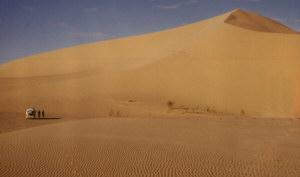Dünen bei In Salah, Algerien