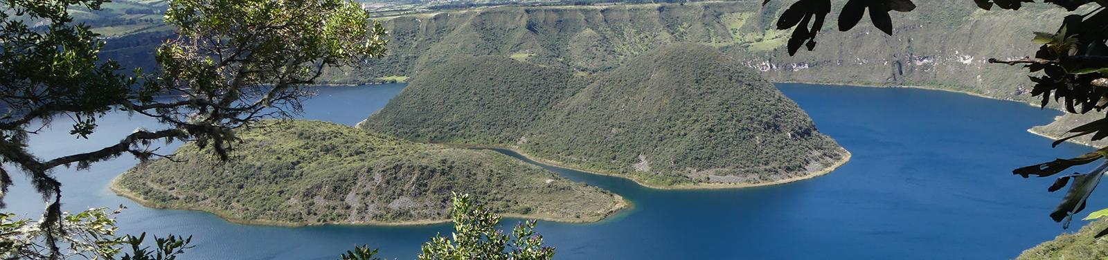 Laguna Cuicocha, Ekuador