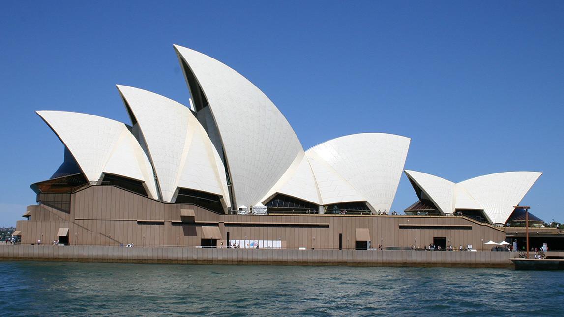 Oper, Sydney, Australien