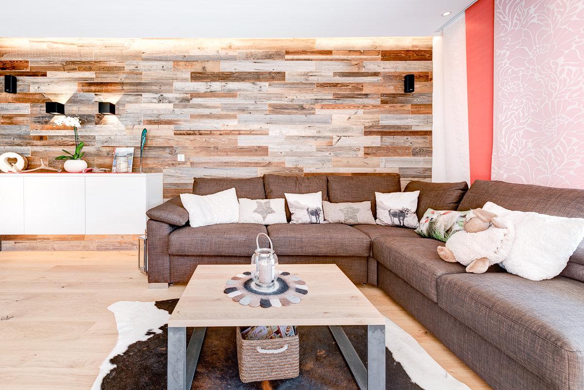Appartement Zimbablick, Montafon, Vorarlberg - große, helle Räume