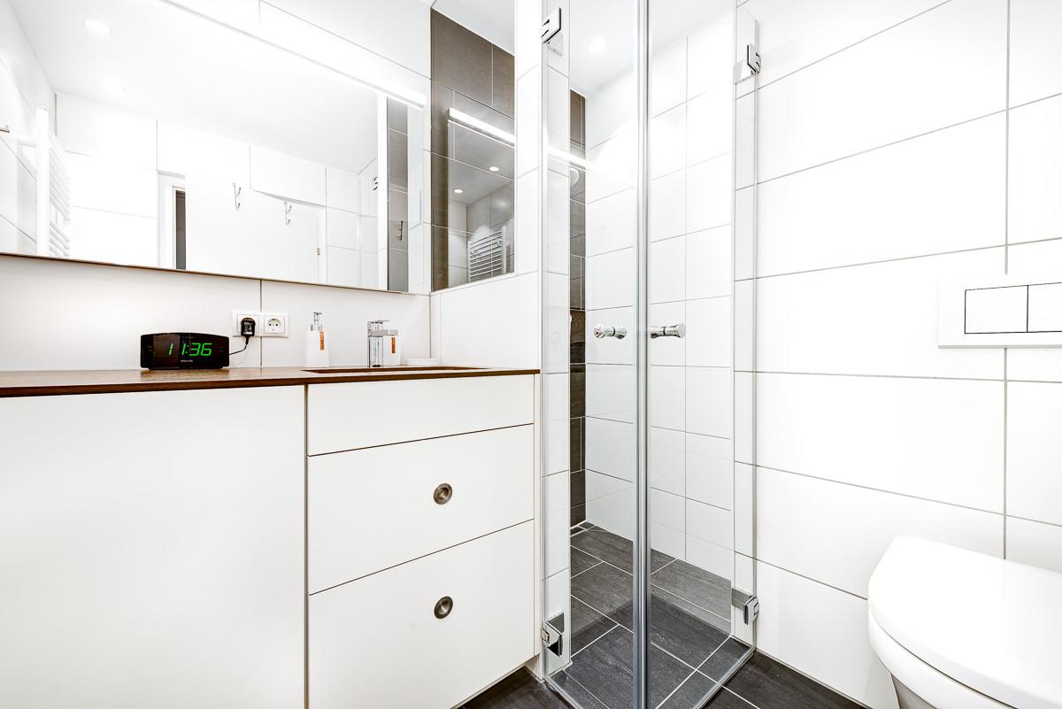 Appartement Zimbablick, Montafon, Vorarlberg - Bad