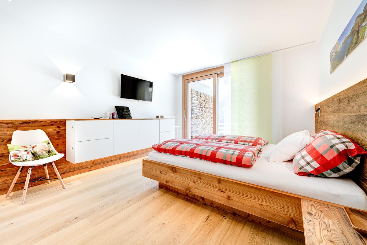 FeWo Zimbablick, Schlafzimmer