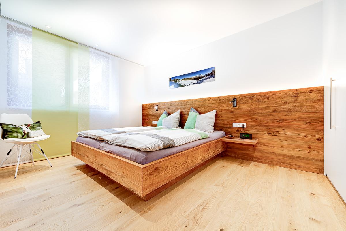 Chalet Zimbablick, Montafon, Vorarlberg - Schlafzimmer