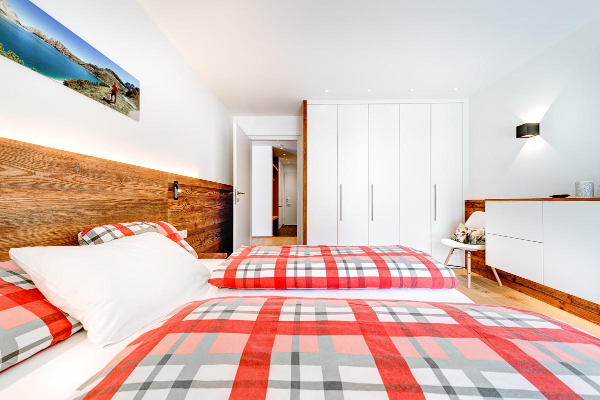 Appartement Zimbablick, Montafon, Vorarlberg - Schlafzimmer 2